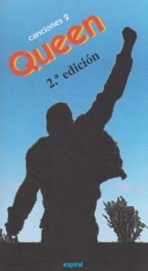 Canciones II de Queen. 2a edición.