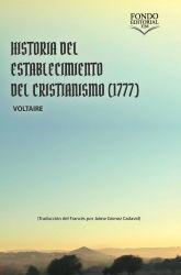 Historia del establecimiento del cristianismo (1777)