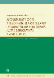 Accountability social y democracia: el caso de la Red Latinoamericana por Ciudades Justas, Democráticas y Sustentables