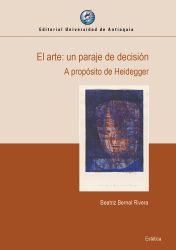 El arte: un paraje de decisión. A propósito de Heidegger