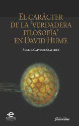 """El carácter de la """"verdadera filosofía"""" en David Hume"""