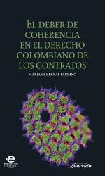 Deber de coherencia en el derecho colombiano de los contratos