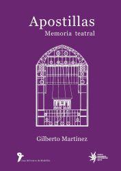 Apostillas: memoria teatral