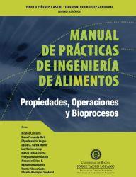 Manual de prácticas de Ingeniería de Alimentos