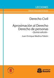 Derecho Civil. Aproximación al Derecho. Derecho de personas. Quinta edición