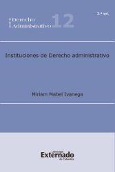 Instituciones de derecho administrativo 2 ed.