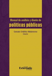 Manual de análisis y diseño de políticas públicas