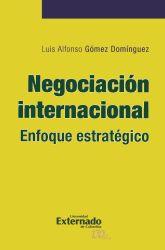 Negociación internacional. Enfoque estratégico