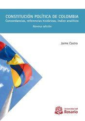 Constitución política de Colombia.. Concordancias, referencias, índice analítico