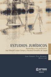 Estudios jurídicos. Homenaje a los profesores José Manuel Luque Campo y Nicolasa González de Luque