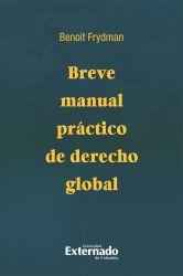 Breve manual práctico de derecho global