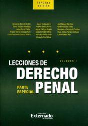 Lecciones de derecho penal. Parte especial. Volumen I. Tercera edición