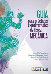 Guía para prácticas experimentales de física: Mecánica