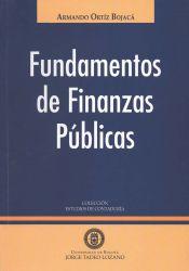 Fundamentos de Finanzas Públicas