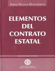 Elementos del contrato estatal
