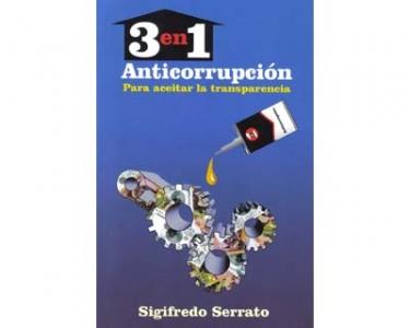 3 en 1. Anticorrupción para aceitar la transparencia