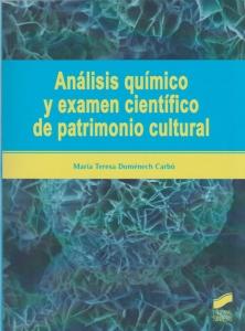 Análisis Químico y Examen Científico de Patrimonio Cultural
