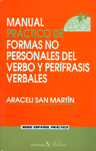 Manual práctico de formas no personales del verbo y perífrasis verbales