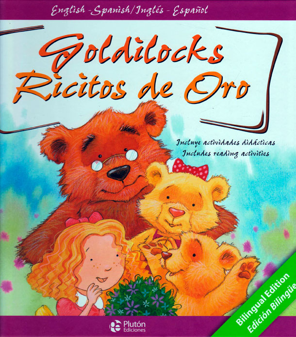 Goldilocks/Ricitos de oro