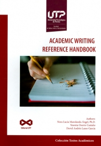 Academic writing reference handbook