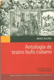 Antología de teatro bufo cubano