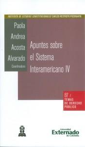 Apuntes sobre el Sistema Interamericano IV