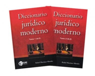 Diccionario jurídico moderno