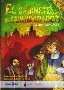 Las crónicas de Kronos: El gabinete de curiosidades Libro I