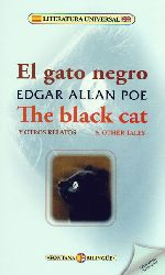 El gato negro-The black cat