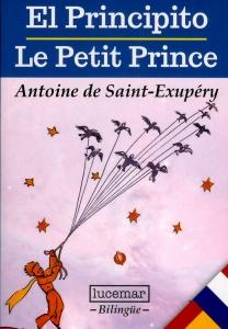 El principito- Le petit prince- Bilingüe