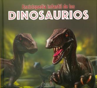 Enciclopedia infantil de los Dinosaurios