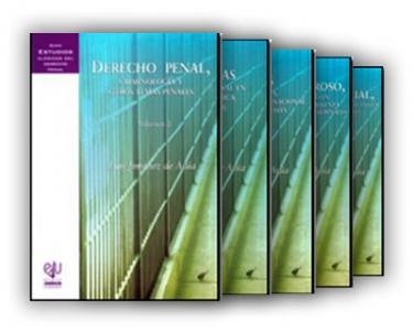 Serie Estudios Clásicos del Derecho Penal. V Tomos