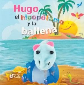 Hugo el hipopótamo y la ballena