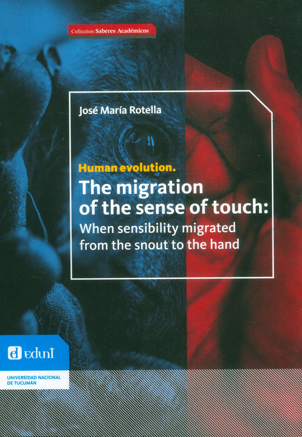 Human Evolution:  The Migration Of The Sense Of Touch : When Sensibility Migrated From The Snout To The Hand