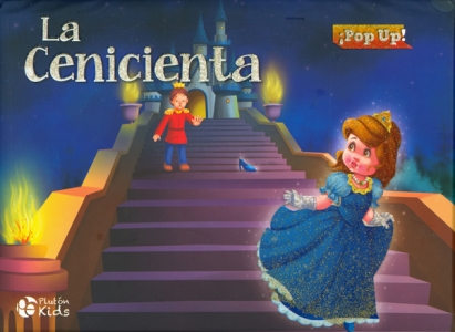 La cenicienta.¡Pop Up!