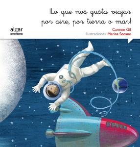 ¡Lo que nos gusta viajar por aire, por tierra o mar! (versión manuscrita)