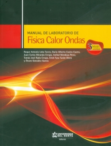 Manual de laboratorio de Física calor ondas