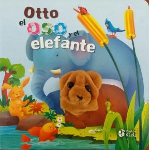 Otto el oso y el elefante