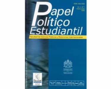 Papel Político Estudiantil. Vol. 2 No. 1