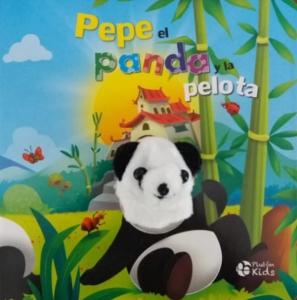 Pepe el panda y la pelota