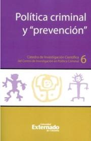 Política criminal y prevención
