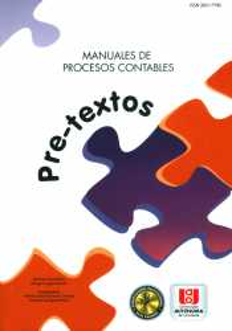 Pre-textos: Manual de procesos contables