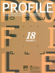 Revista Profile Vol 18 No.2