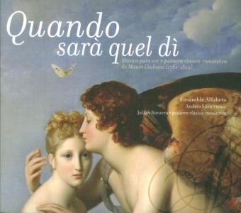 Quando Sará quel dì: Música para voz y guitarra clásico-romántica de Mauro Giuliani (1781-1829)