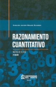 Razonamiento cuantitativo 2a. Ed. Notas de clase