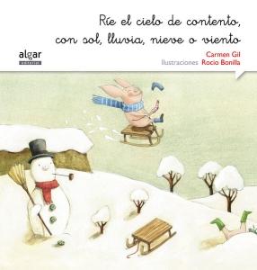 Ríe el cielo de contento, con sol, lluvia, nieve o viento (versión manuscrita)