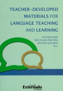 Teacher -developed materials for language teaching and learning
