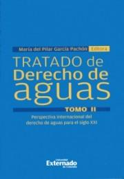 Tratado de derecho de aguas. Tomo II. Perspectiva internacional del derecho de aguas para el siglo XXI