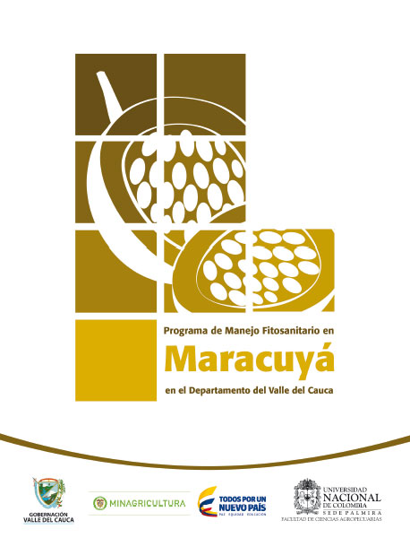 Programa de manejo fitosanitario en maracuyá en el departamento del Valle del Cauca