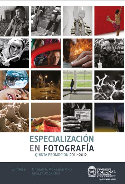 Especialización en fotografía